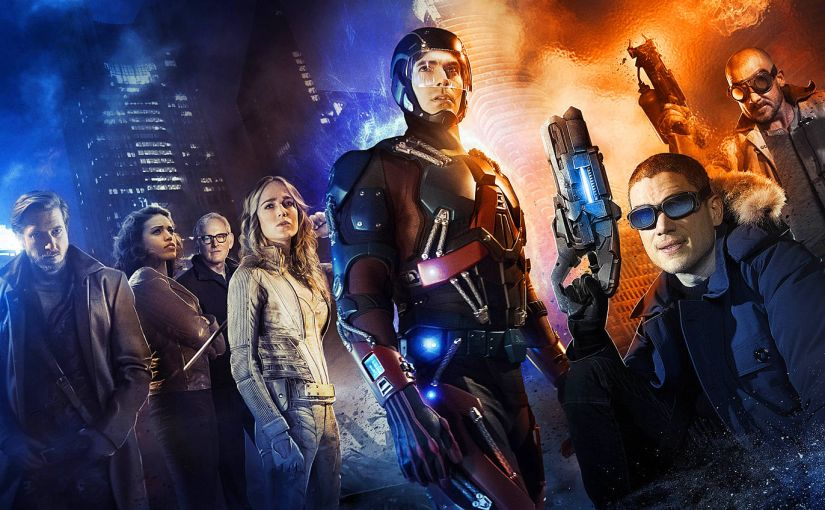SDCC 2015 – 'Legends of Tomorrow' Origin Trailer Released