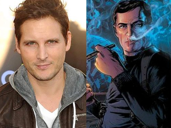Peter Facinelli Maxwell Lord
