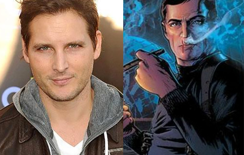 SDCC 2015 – Peter Facinelli Cast as Maxwell Lord in 'Supergirl'