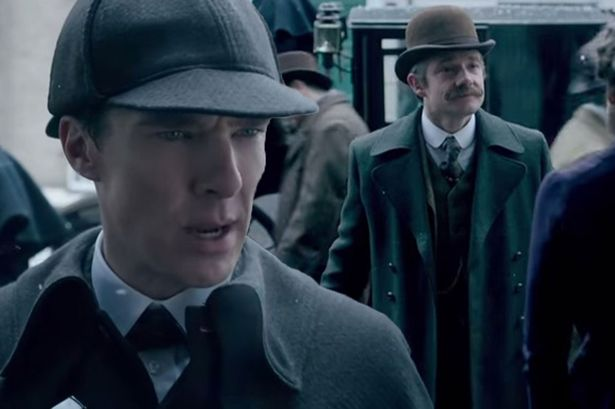 SDCC 2015 – Sherlock Christmas Special Teaser Released