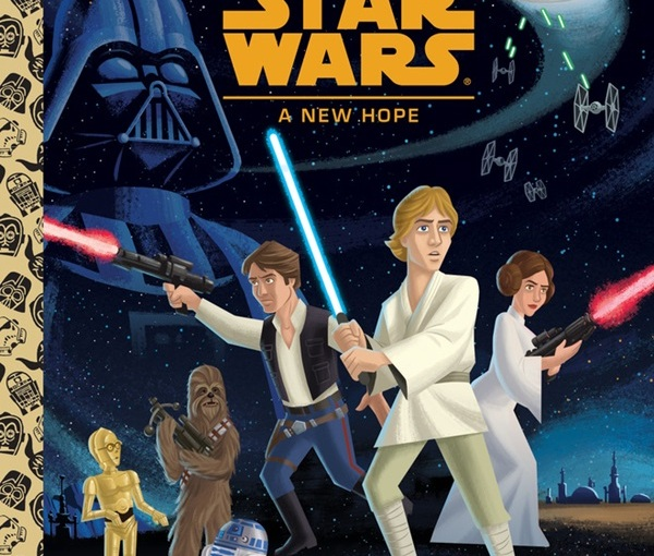 'Star Wars' Saga to get Little Golden Book Series