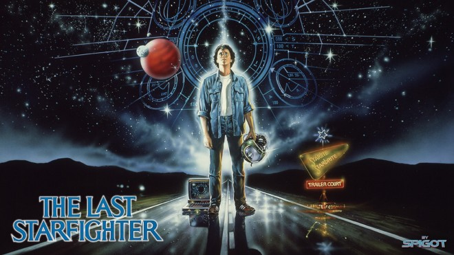 Ther Last Starfighter Image courtesy of Universal Pictures.
