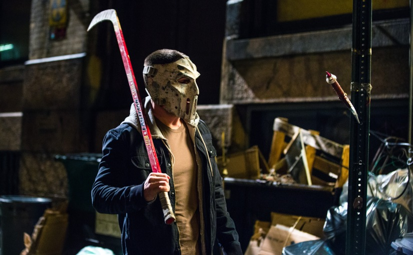Stephen Amell Reveals that Casey Jones Will Have a New Origin Story in 'TMNT 2'