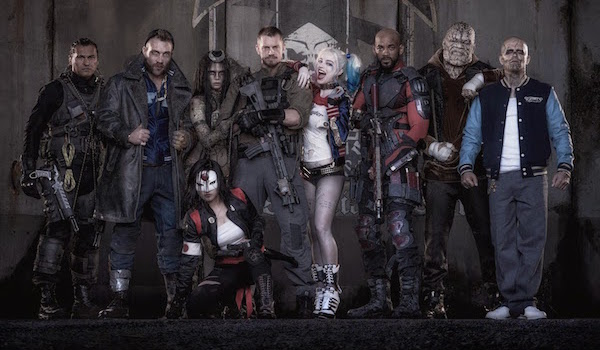 SDCC 2015 – 'Suicide Squad' Trailer is Everything Harley Fans Want