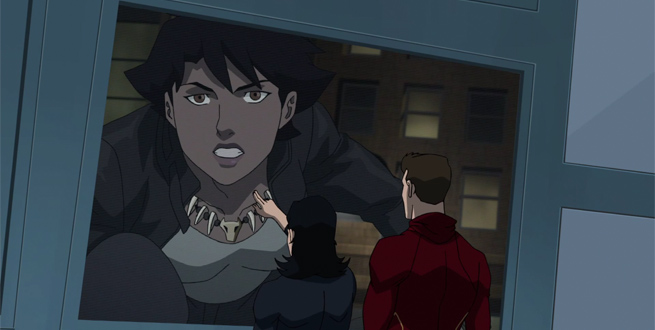 SDCC 2015 – The CW Seed Trailer for Animated 'Vixen'