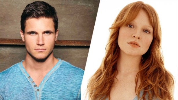 Robbie Amell and Lauren Ambrose Join X-Files Cast