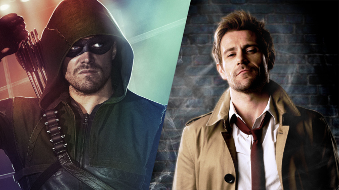 BREAKING: Constantine to Join 'Arrow' Cast