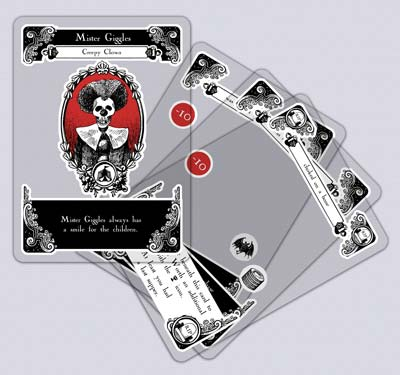 Gloom Cards