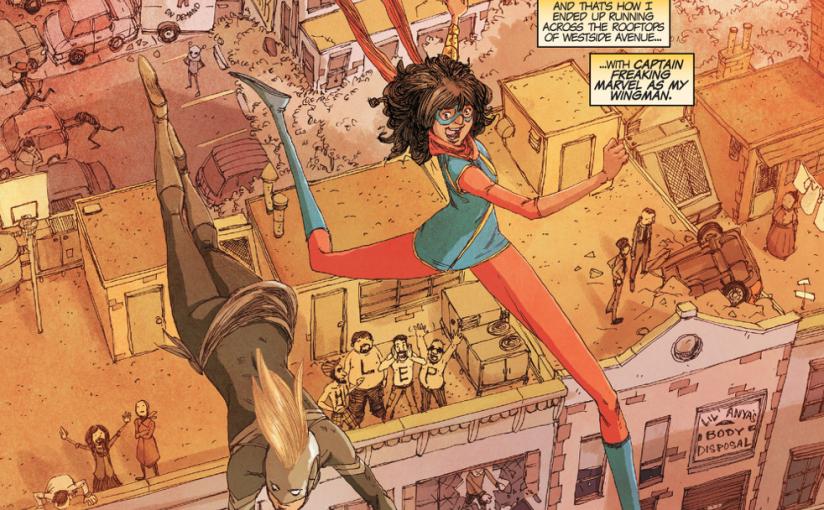 Comic Book Reviews08-05-15