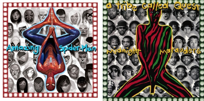 Amazing Spider- Man #1 - Midnight Marauders