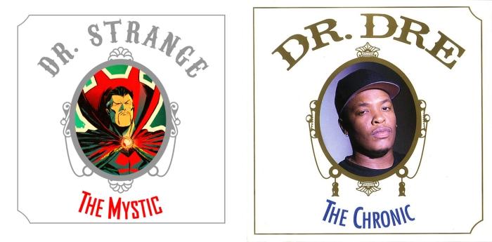 Dr. Strange #1 - The Chronic