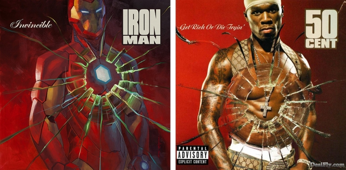 Invincible Iron Man #1 - Get Rich or Die Tryin
