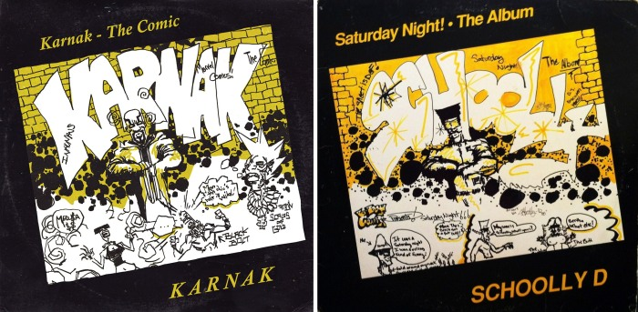 Karnak #1 - Saturday Night