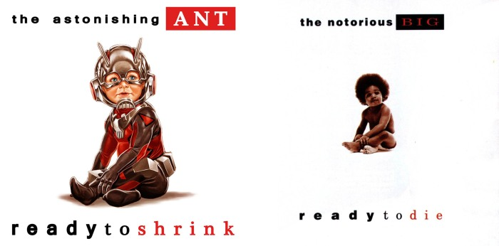 The Astonishing Ant-Man #1- Ready to Die