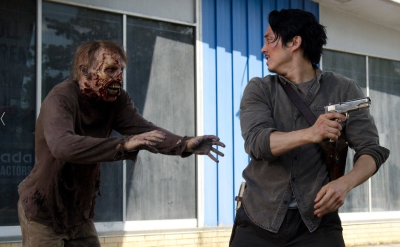 "The Walking Dead Review – ""First Time Again"" S6E1"