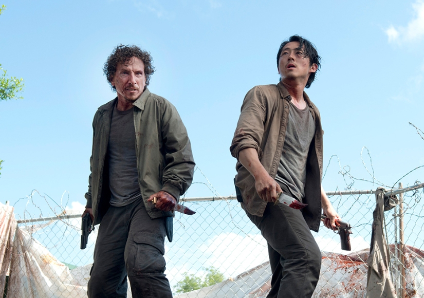 "The Walking Dead Review – ""Thank You"" S6E3"
