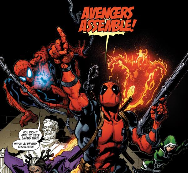 uncanny avengers 1 potw