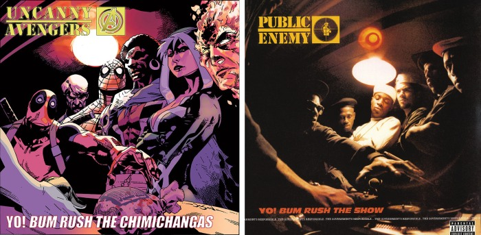 Uncanny Avengers #1 - Yo! Bum Rush the Show