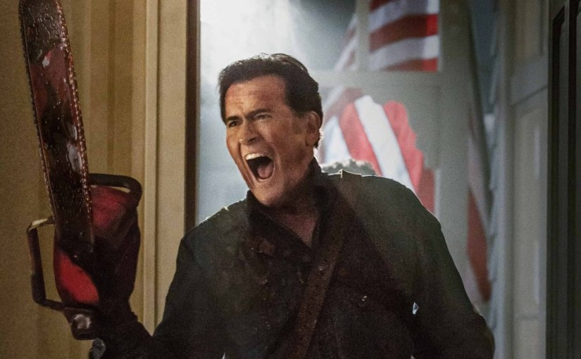 "Ash vs. Evil Dead ""Bait"" Review S1E2"