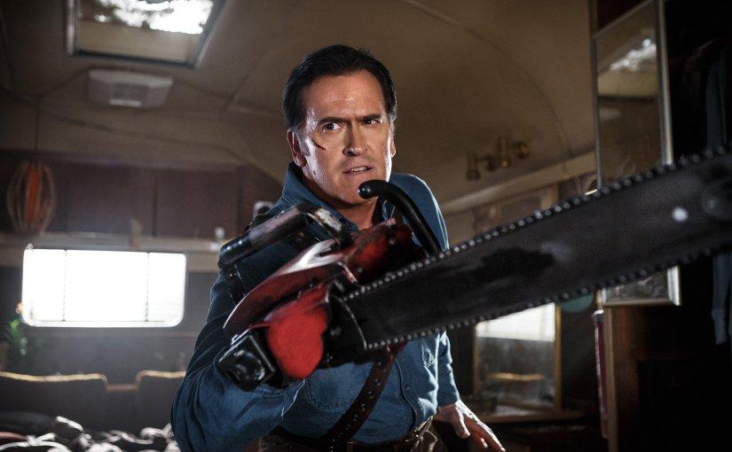 Ash vs. Evil Dead Series Premiere ReviewS1E1
