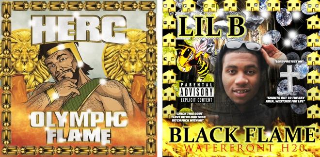 Hercules #1 - Black Flame