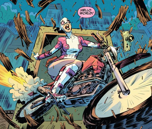Comic Book Reviews11-04-15