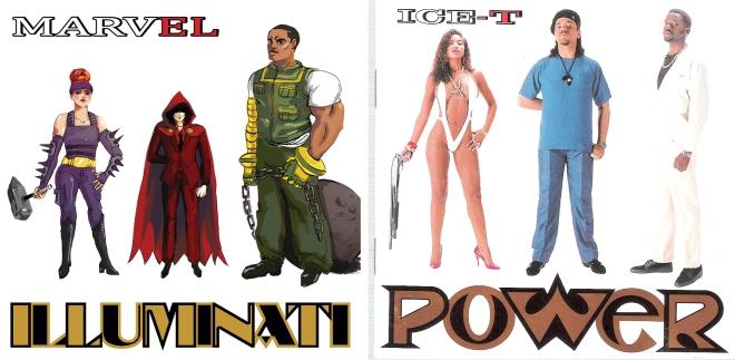 Illuminati - Power