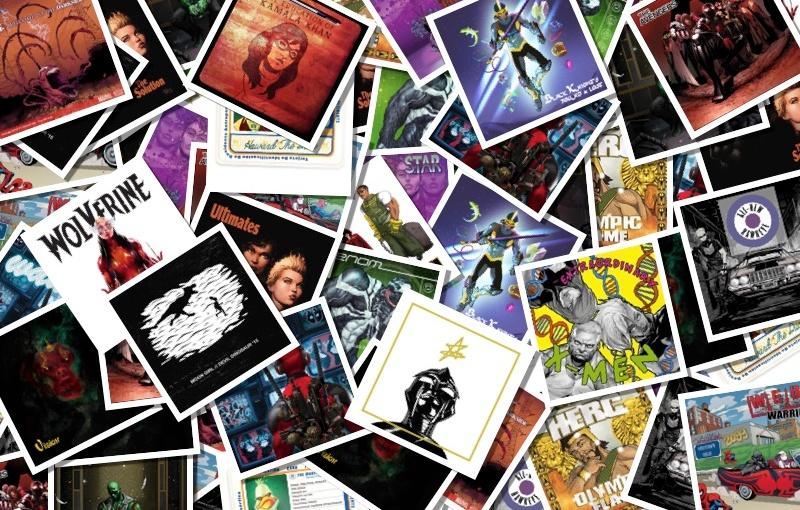 Dropping Science: Marvel's November Hip-HopVariants
