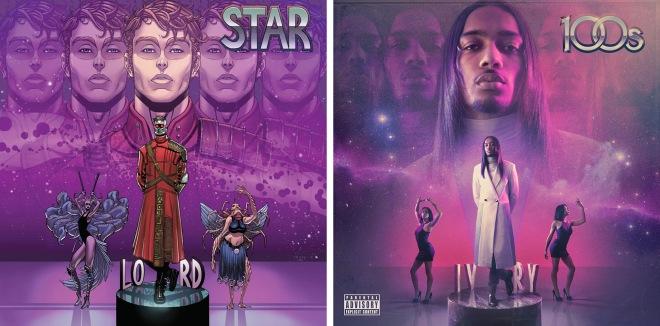 Star Lord #1 - Ivry